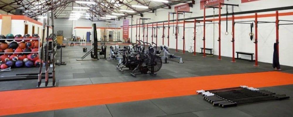 Gain Fitness WOD