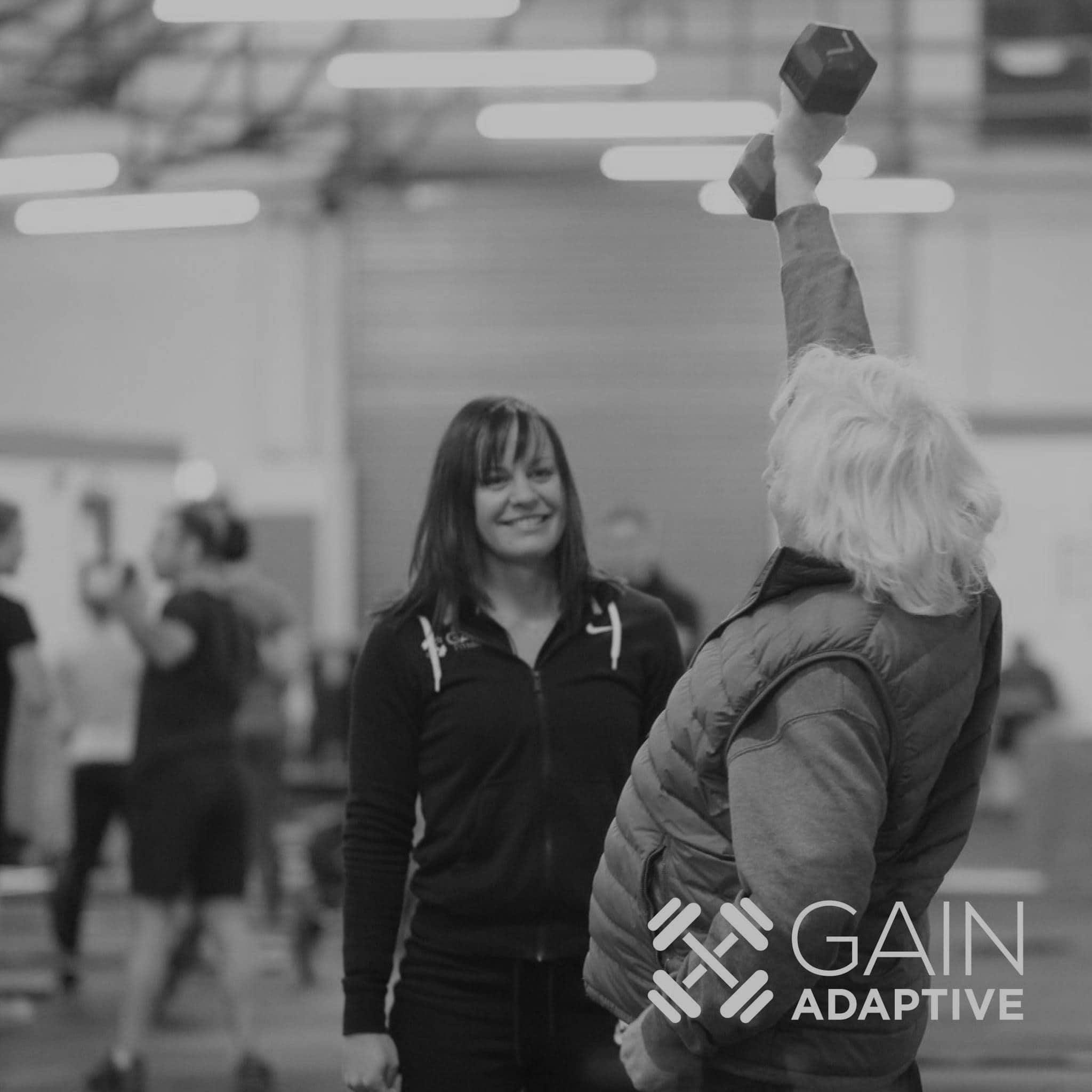 Rachel Wilkinson GAIN Adaptive