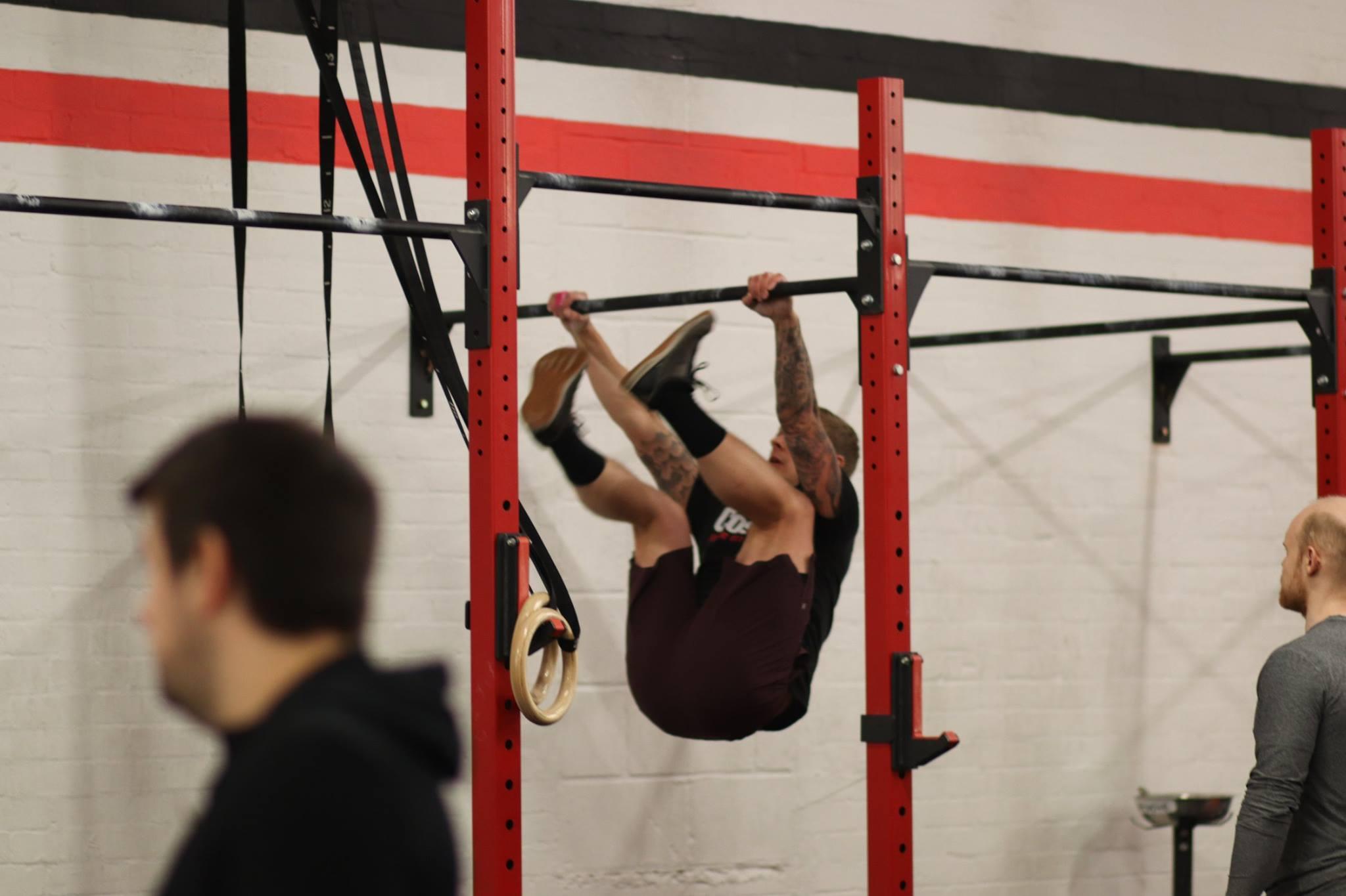 CrossFit Open 19.2