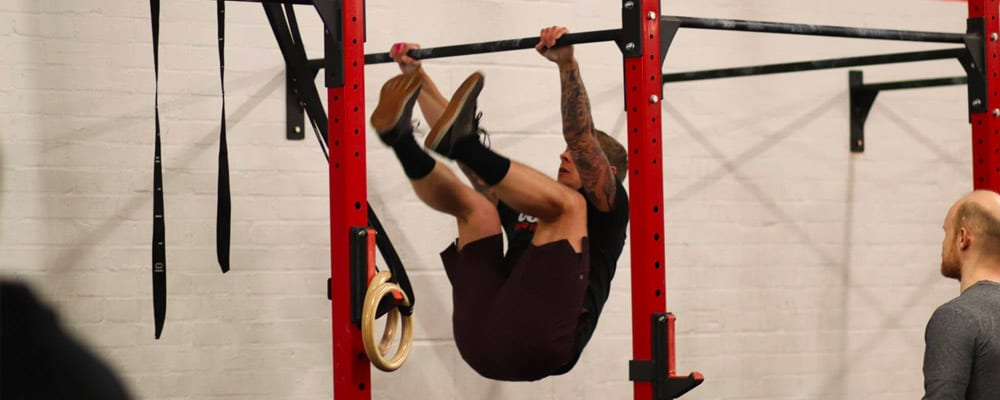 Ashley Whitehair CrossFit
