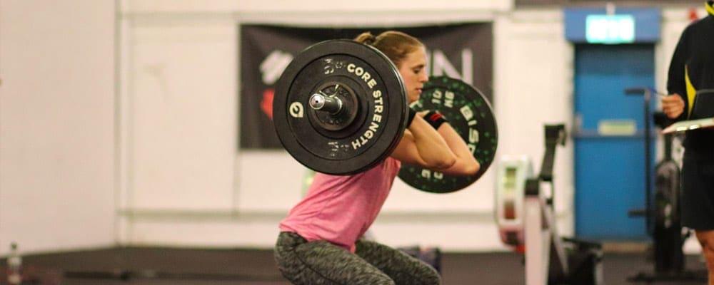 Beth Gammage CrossFit