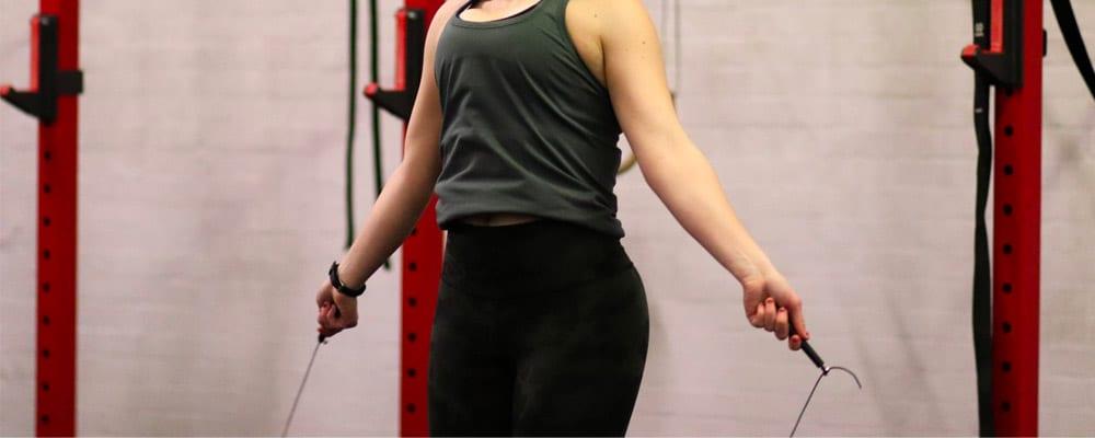 Emma Potter Double Unders