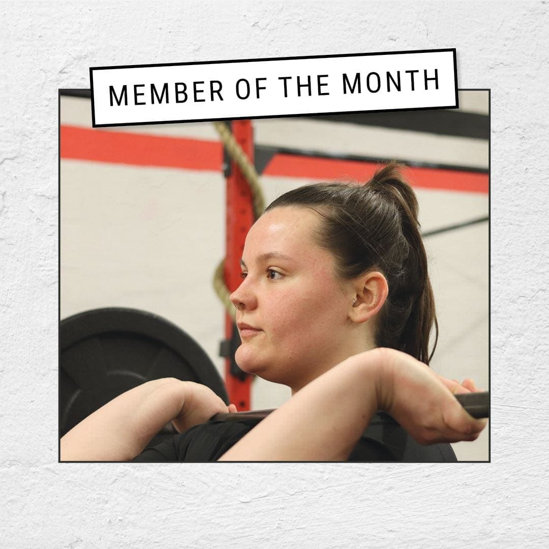 Esme Harris Member of the Month
