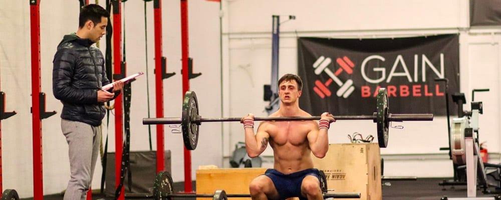 Jake CrossFit