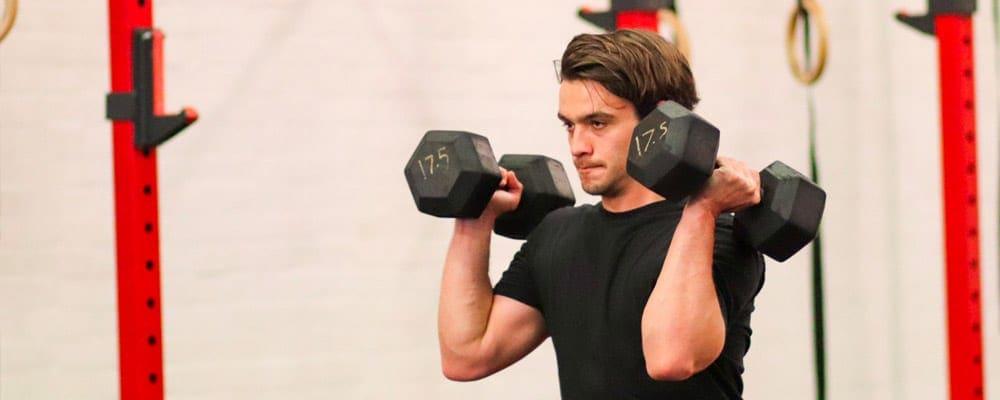 Myles Hunt CrossFit