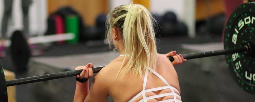 Katie Bowers CrossFit