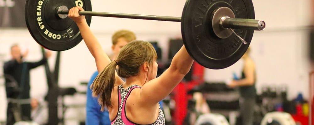 Lauren Shiplee CrossFit