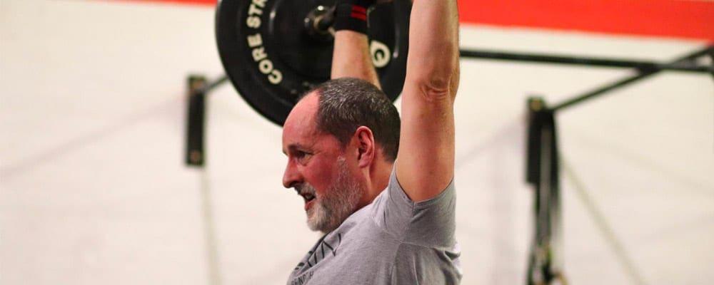 Steve Blyth CrossFit
