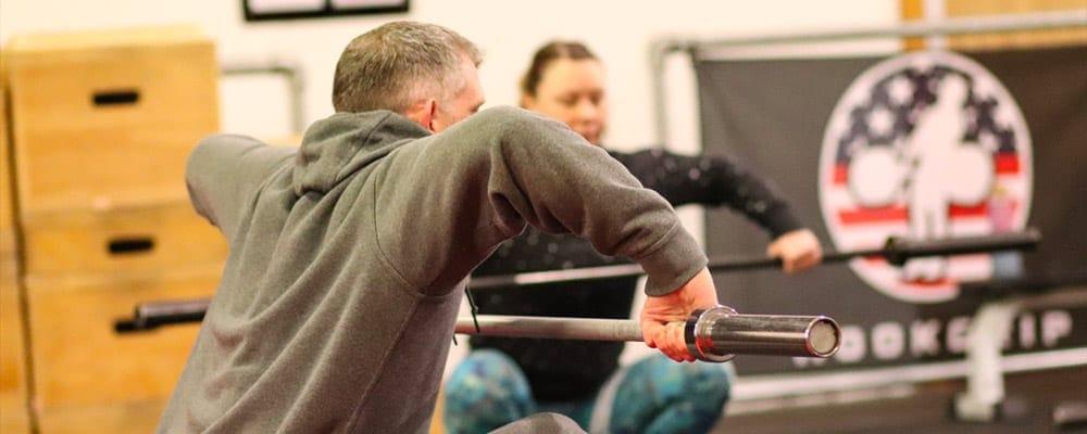 Head Coach & Owner Tom Mahood GAIN Fitness Norwich