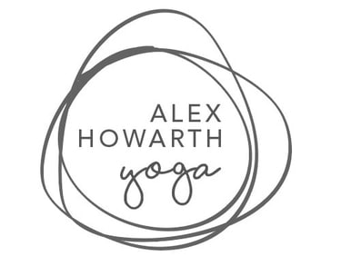 Alex Howarth Yoga Logo