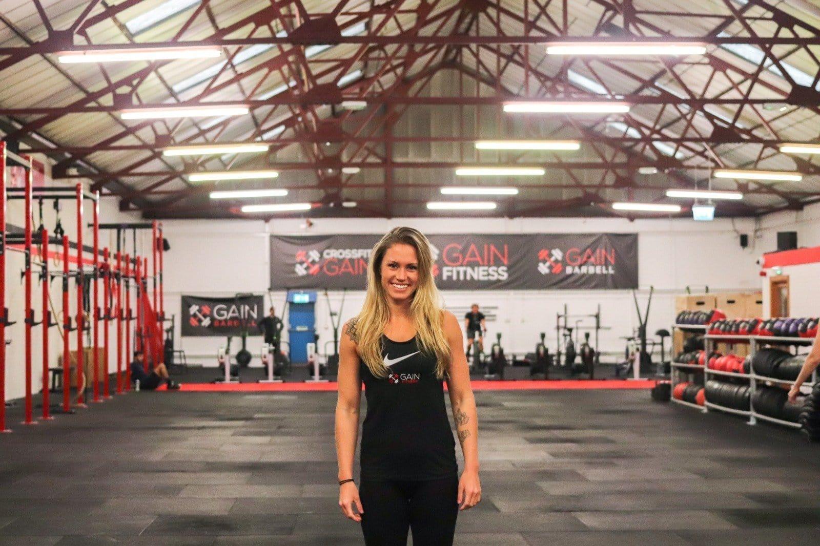 Jess Bacon GAIN Fitness Norwich