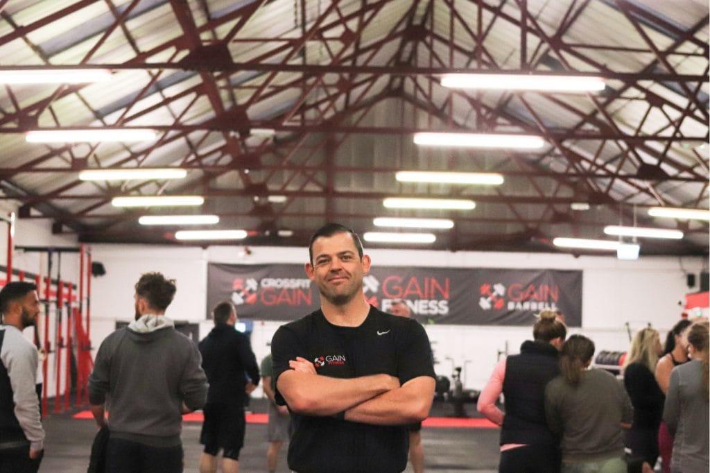 Russell Board GAIN Fitness Norwich