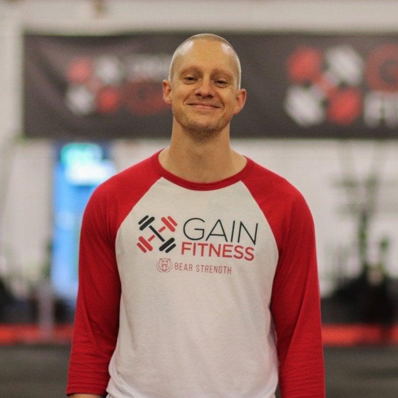 Matt Trice CrossFit Kids Trainer