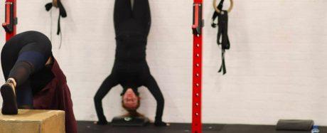 Handstands Crossfit