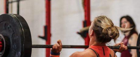Jessica Garnett CrossFit