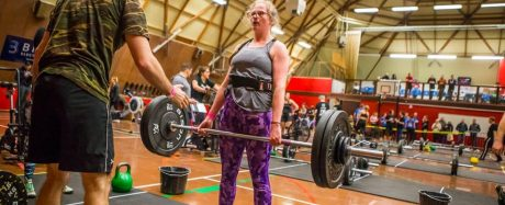 Katie McClean Deadlift Crossfit