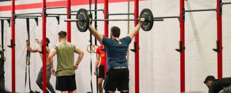 Michael Banister CrossFit