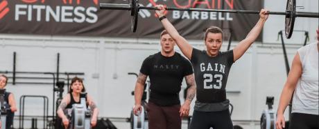 Philippa Stebbing GAIN Fitness Norwich
